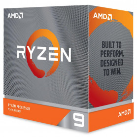 Processeur AMD RYZEN 9 3900XT 3.8/4.7Ghz 70M 12Core 105W AM4