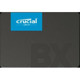 SSD 2To Crucial BX500 Sata 3 540Mo/s 500Mo/s