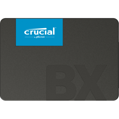 SSD 2To Crucial BX500 Sata 3 540Mo/s 500Mo/s SSD2T_C_BX500 - 2