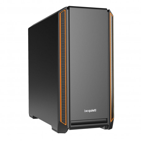 Boitier Be Quiet Silent Base 601 Orange ATX USB 3.0 BTBQSB601-OR - 1