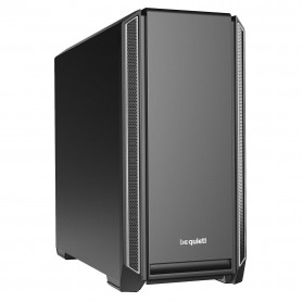 Boitier Be Quiet Silent Base 601 Silver ATX USB 3.0