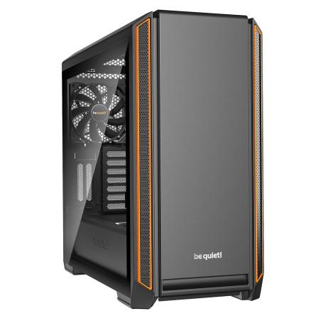 Boitier Be Quiet Silent Base 601 Windows Orange ATX USB 3.0 BTBQSB601-OR-W - 1