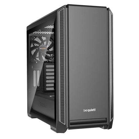 Boitier Be Quiet Silent Base 601 Windows Silver ATX USB 3.0 BTBQSB601-SI-W - 1