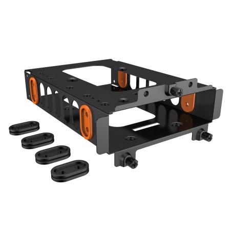 Rack Be Quiet HDD CAGE pour Disque Dur 3.5 et 2.5 BTBQBGA05 - 1