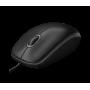 Souris Logitech B100 Noir Optique 800dpi USB SOLOB100BK - 4