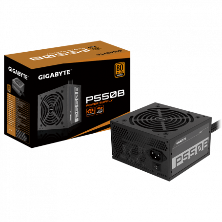 Alimentation Gigabyte GP-P550B 550 Watts 80Plus Bronze