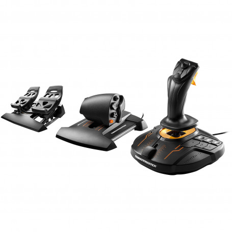 Joystick THRUSTMASTER T.16000M FLIGHT PACK