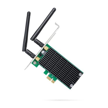 Carte Réseaux PCI-Express Wifi TP-Link Archer T4E AC1200 CRTPARCHER-T4E - 1