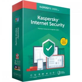 Antivirus Kaspersky Internet Security 3 Postes 1 An