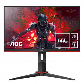 "Ecran AOC Gaming 24G2U/BK 24"" 1920x1080 144Hz 1ms"