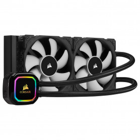 Kit WaterCooling Corsair iCUE H100i RGB PRO XT 240mm