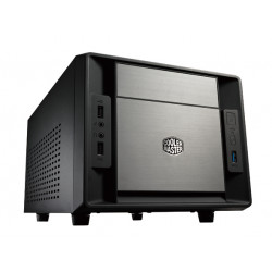 Boitier Cooler Master Elite RC 120 Advanced M-ITX Blanc USB 3.0