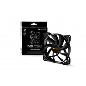 Ventilateur Be Quiet Pure Wings 2 140mm PWM high-speed
