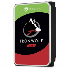 Disque Dur SATA 4To 64Mo Seagate IronWolf ST4000VN008