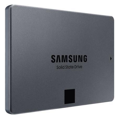 SSD 8To Samsung 870 QVO MZ-77Q8T0BW SATA 560Mo/s 530Mo/s SSD8T_S_77Q8T0BW - 1