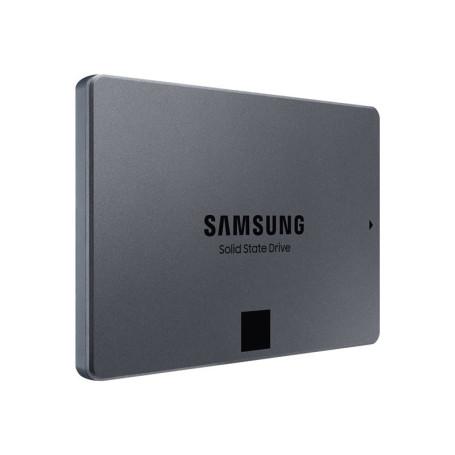 SSD 4To Samsung 870 QVO MZ-77Q4T0BW SATA 560Mo/s 530Mo/s SSD4T_S_77Q4T0BW - 1