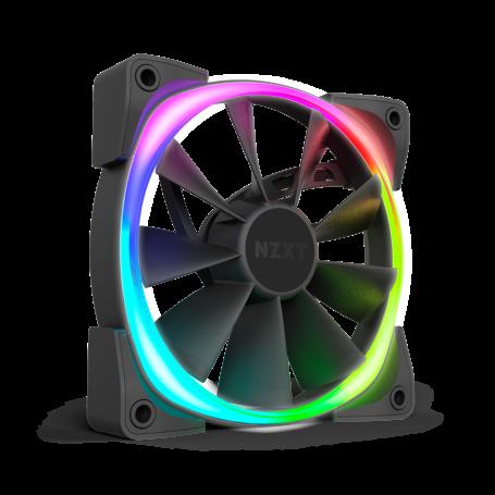 Ventilateur NZXT Aer RGB 2 140mm VENNZ140AER-RGB2 - 2