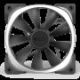 Ventilateur NZXT Aer RGB 2 140mm VENNZ140AER-RGB2 - 5