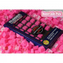 Keycaps DoubleShot TaiHao Neon Pink 22 Touches Grip Gomme CLTHFR022C03PK101 - 3