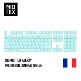 Keycaps MIONIX Ice Cream Full Set FR