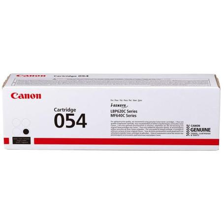 Toner Canon 054 Noir 1500 pages MF64X/LBP62X TONERCA054BK - 1
