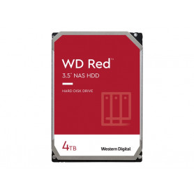 Disque Dur SATA 4To 256Mo WD RED WD40EFAX