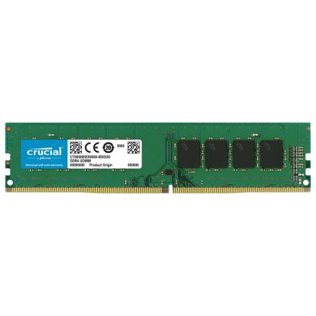 DDR4 16Go 3200Mhz Crucial CT16G4DFRA32A CL22 1.2V DDR4_16_C_28903624 - 1