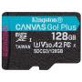 Mémoire Micro SDXC 128Go Kingston Canvas Go Plus A2/V30/UHS-I U3 MEMMSD128_K_SDCG3 - 3