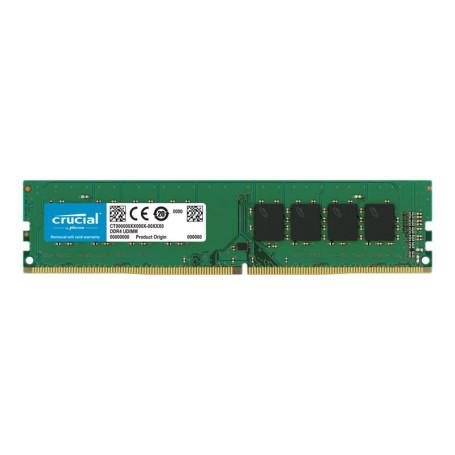 DDR4 16Go 2666Mhz Crucial CT16G4DFRA266 1.2V CL19 DDR4_16_C_28903587 - 1
