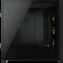Boitier Corsair iCUE 5000X RGB Tempered Noir ATX USB 3.1 Type C BTCO5000X-RGB-BK - 3