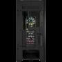 Boitier Corsair iCUE 5000X RGB Tempered Noir ATX USB 3.1 Type C BTCO5000X-RGB-BK - 7