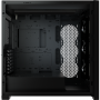 Boitier Corsair iCUE 5000X RGB Tempered Noir ATX USB 3.1 Type C BTCO5000X-RGB-BK - 9
