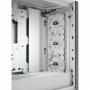 Boitier Corsair iCUE 5000X RGB Tempered Blanc ATX USB 3.1 Type C BTCO5000X-RGB-WH - 9