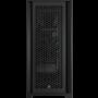 Boitier Corsair iCUE 5000D Airflow Tempered Noir ATX USB 3.1 Type C BTCO5000D-AF-BK - 2