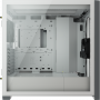 Boitier Corsair iCUE 5000D Airflow Tempered Blanc ATX USB 3.1 Type C BTCO5000D-AF-WH - 3