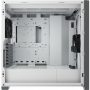 Boitier Corsair iCUE 5000D Airflow Tempered Blanc ATX USB 3.1 Type C BTCO5000D-AF-WH - 4
