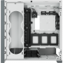 Boitier Corsair iCUE 5000D Airflow Tempered Blanc ATX USB 3.1 Type C BTCO5000D-AF-WH - 5
