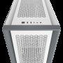 Boitier Corsair iCUE 5000D Airflow Tempered Blanc ATX USB 3.1 Type C BTCO5000D-AF-WH - 6