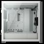 Boitier Corsair iCUE 5000D Tempered Blanc ATX USB 3.1 Type C BTCO5000D-WH - 3