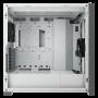 Boitier Corsair iCUE 5000D Tempered Blanc ATX USB 3.1 Type C BTCO5000D-WH - 4