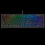 Clavier Gaming Corsair K60 RGB PRO (Cherry VIOLA) CLCOK60RGBPRO-VIOL - 1