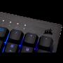 Clavier Gaming Corsair K60 RGB PRO (Cherry VIOLA) CLCOK60RGBPRO-VIOL - 8