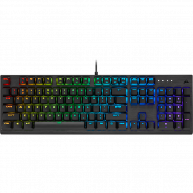 Clavier Corsair Gaming K60 RGB PRO (Cherry Low Profile Speed)