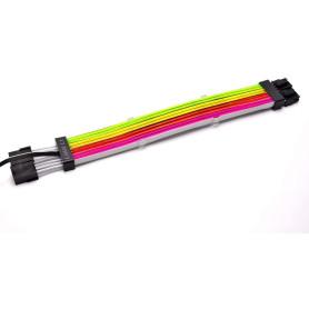 Rallonge Lian Li Strimer Plus 8-Pin RGB 2 x PCI-E 8 Broches