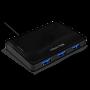 HUB Advance HUB-406PL 4 Ports USB 3.0 80cm HUBADHUB-406PL - 2