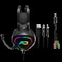 Micro Casque Advance MIC-GTA230 Gaming RGB PC/Console MICADMIC-GTA230 - 4