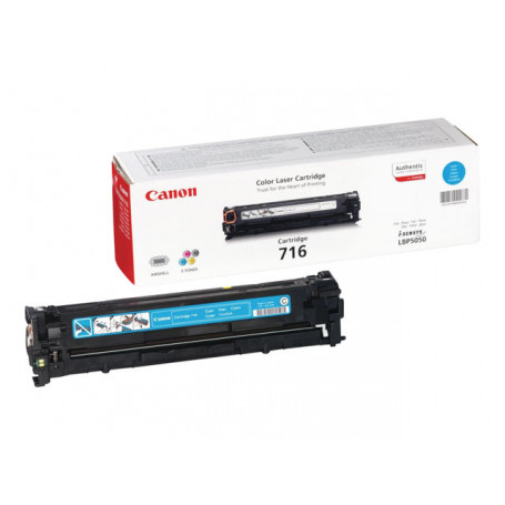 Toner Canon 716 Cyan 1500 pages 5050/8030/8040/8050/8080