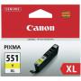 Cartouche Canon CLI 551 XL Yellow