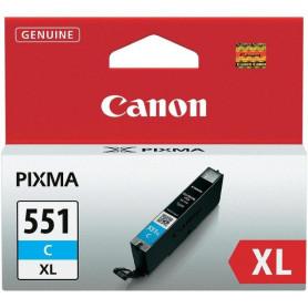 Cartouche Canon CLI 551 XL Cyan
