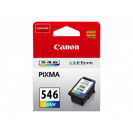 Cartouche Canon CL-546 Couleur 8ml 180 pages